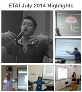 ETAI Highlights